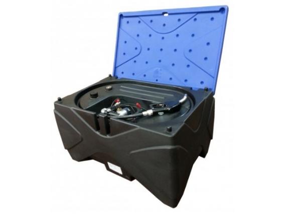 Tanque Portatil De Combustible Bonezzi Diesel 200 Y 400 L