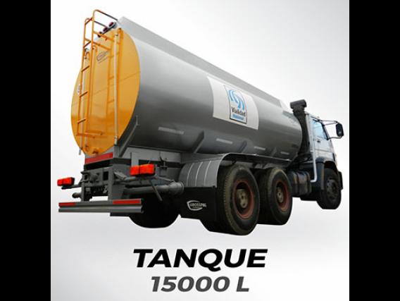 Tanque Regador Grosspal 15000 Lts
