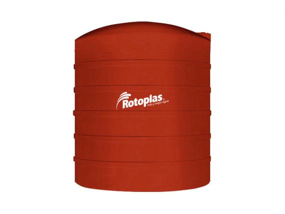 Tanque vertical Rotoplas 10.000 litros