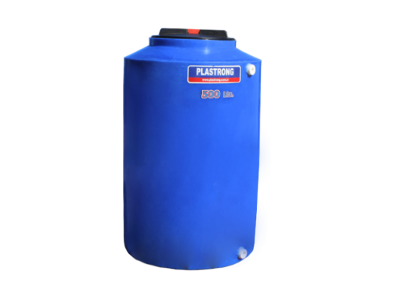 Tanque Plastrong Vertical 500 L.