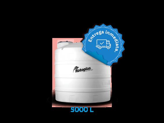 Tanque Vertical Rotoplas 5,000 Litros