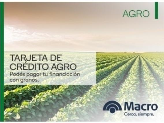 Tarjeta De Crédito Agro - Induagro