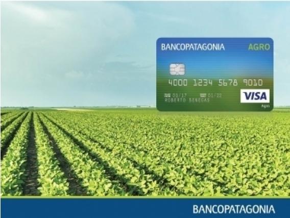 Tarjeta Patagonia Agro - Richiger