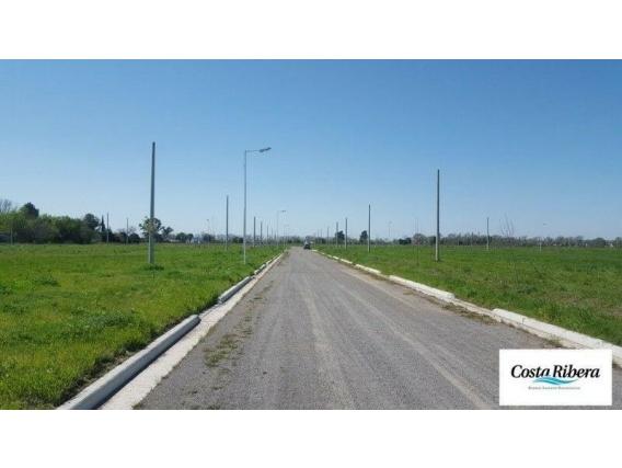 Terreno 730 M2 - Costa Ribera