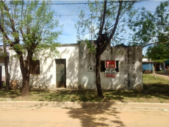 Terreno Con Casa A Refaccionar En San Jose - Entre Rios