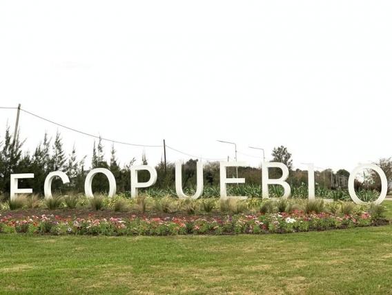 Terreno Ecopueblo Alvear