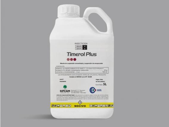Insecticida Timerol Plus - Sipcam