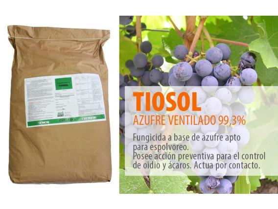 Fungicida Tiosol Agro Roca