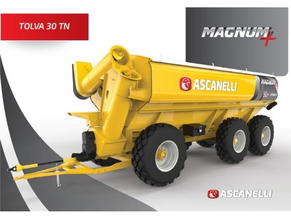 Autodescargable Ascanelli 30 Tn - 9 De Julio, Bs As