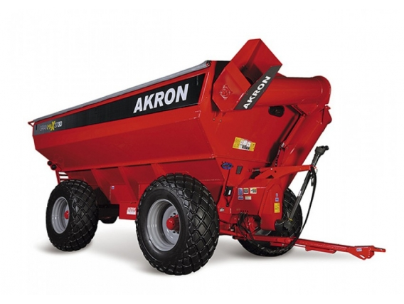 Tolva Autodescargable Akron Granmax 3730