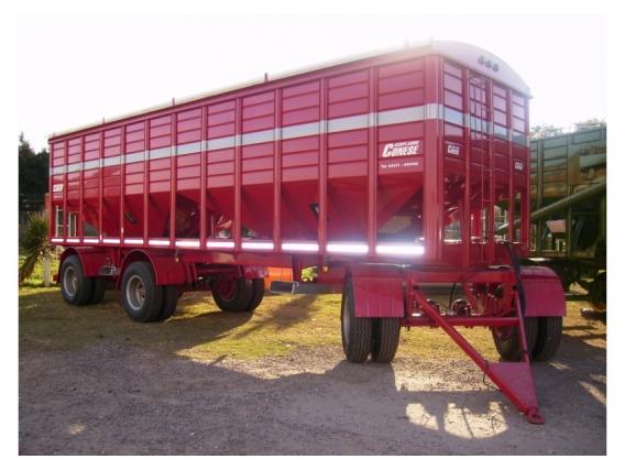 Tolva Cerealera Conese 35 Tn - Correa