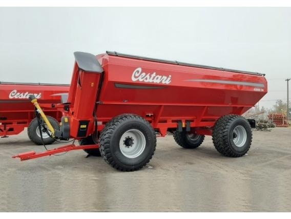 Tolva Cestari 43000Lts S6 4R