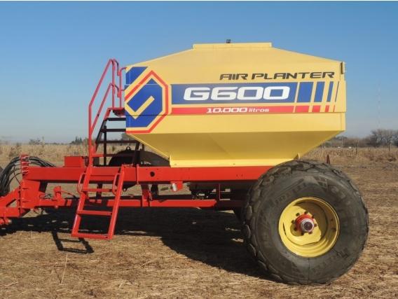 Tolva Gherardi G-600 Air Drill Y Air Planter 10.000Lts
