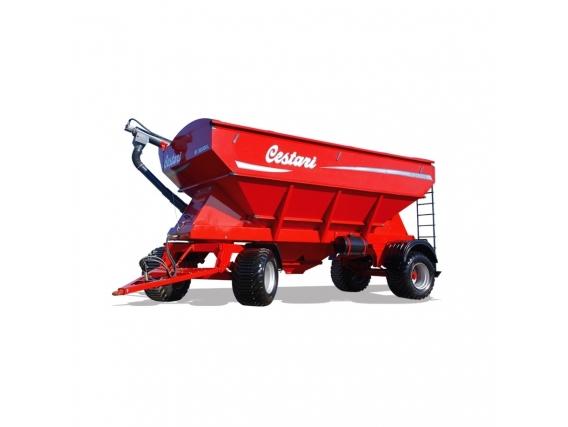 Tolva Para Semillas Y Fertilizantes Cestari 20000 Lts