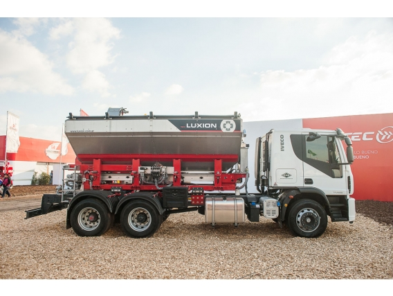 Tolva S/camión Luxion TSC 12