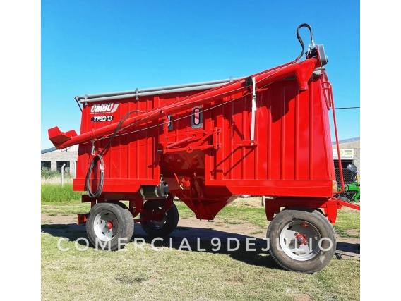 Tolva Semilla Y Fertilizante Ombu Tfso13 - 9 De Julio