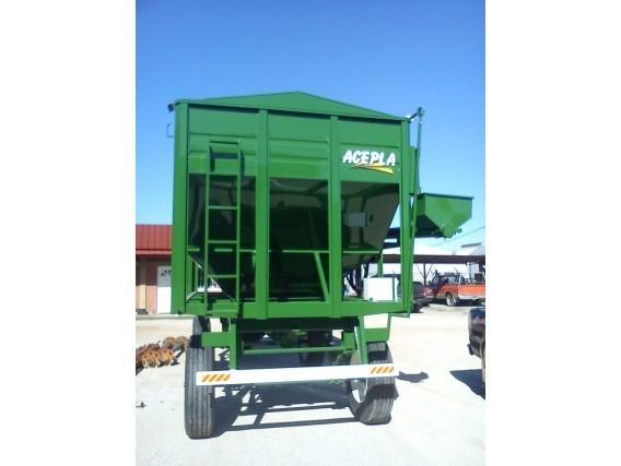 Tolva Semillas Y Fertilizantes Acepla 10 Ton/10M Simp