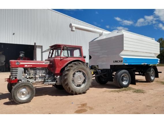 Tolvas Hidraulicas Para Tractor De 12Tn Y 15Tn
