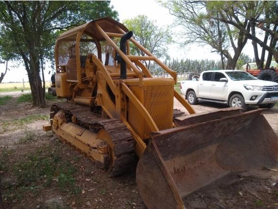 Topador Traxcavator Caterpillar 933