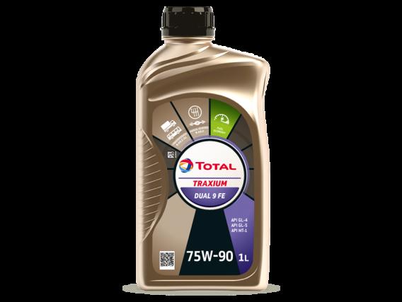Aceite TRAXIUM DUAL 9 FE 75W-90