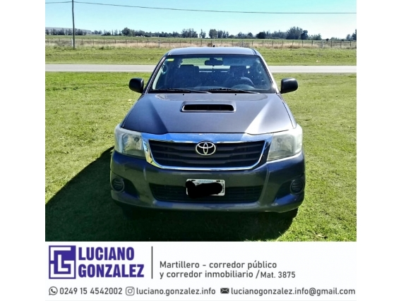 Toyota 4X4 2.5 Luciano Gonzalez 2464542002