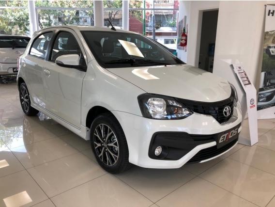 Toyota Etios Xls 1.5 4A/t 5P