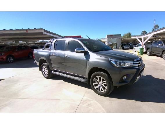 Toyota Hilux 2.8 Dc 4X4 Tdi Srx Aut 2016