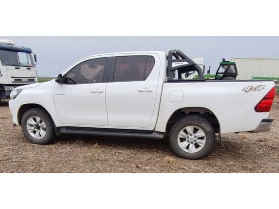 Toyota Hilux Año 2018 SRV 4X4