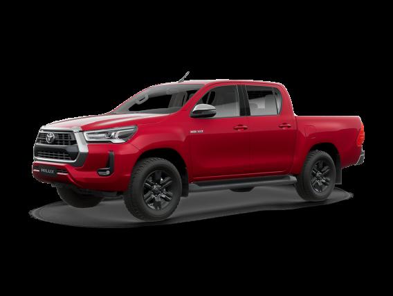 Toyota Hilux 4X2 D/c Srv 2.8 Tdi 6 A/t
