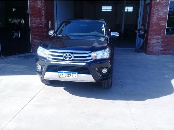 Toyota Hilux 4X2.srv.2.8.tdi.2016