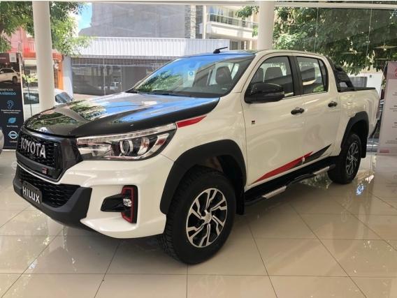 Toyota Hilux Gr 4X4 Gazoo