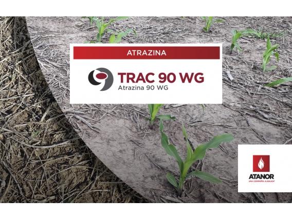 Herbicida TRAC 90 WG - Atrazina