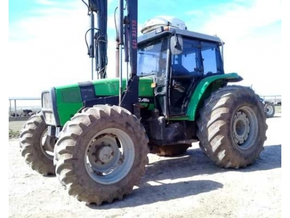 Tractor Agco Allis 6.125 - Año 2008