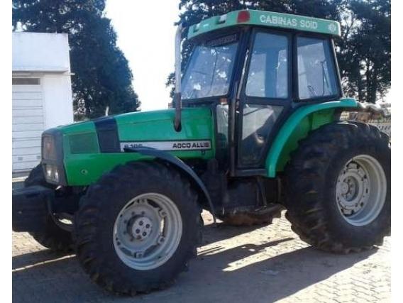 Tractor Agco Allis 6.125 - Año: 2004