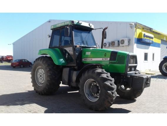 Tractor Agco Allis 6.190 - Año: 2003