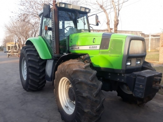 Tractor Agco Allis 6.220 2008 - 220 Hp - Dt - Aire