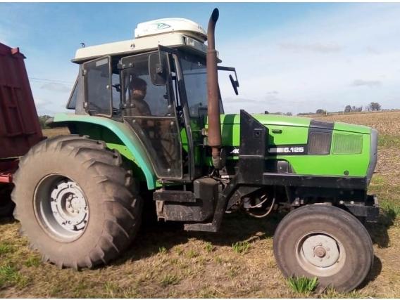 Tractor Agco Allis 6125 - Año: 2005