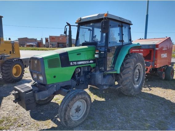 Tractor Agco Allis 675 - Año: 2012