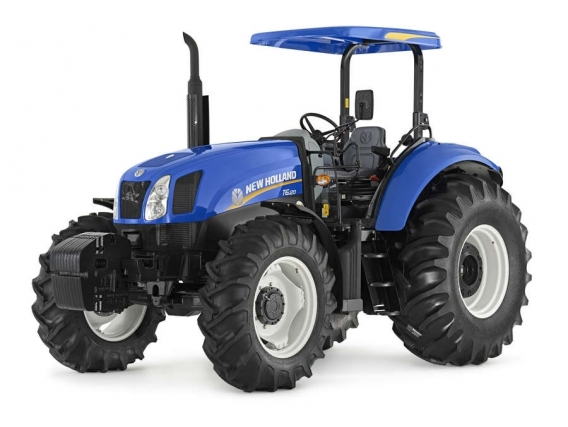Tractor Agrícola T6.130 - New Holland