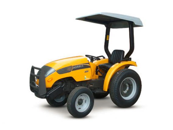 Tractor Agrale 4100 Remolcador Industrial