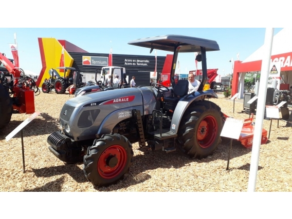 Tractor Agrale 75 Hp Viñatero