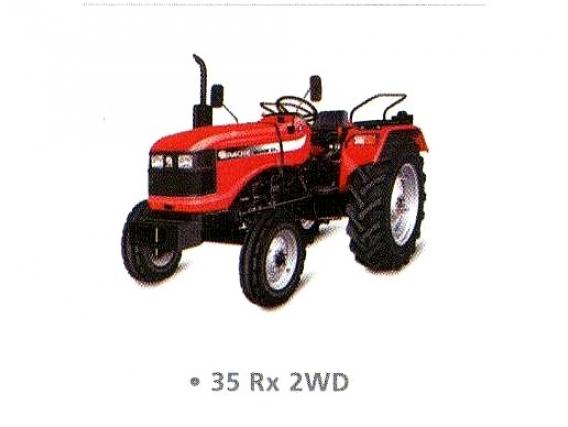 Tractor Apache 35 Rx Arequito
