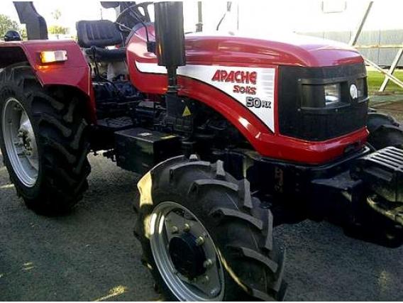 Tractor Apache 50 Rx Arequito