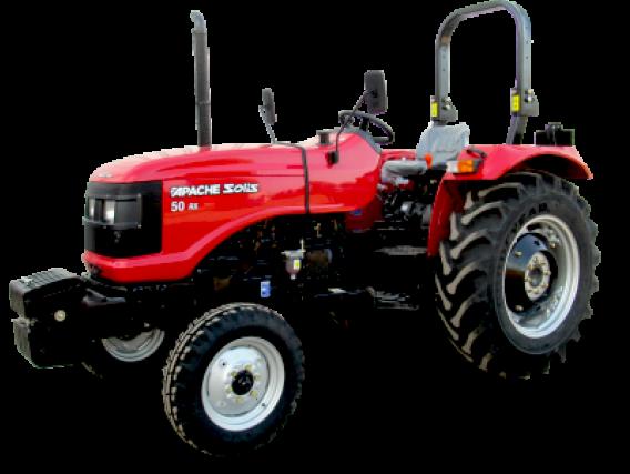 Tractor Apache Solis 50 Rx 2Wd