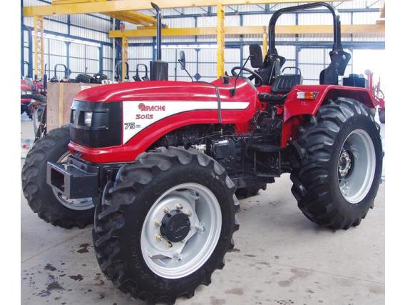 Tractor Apache Solis 75 Tn