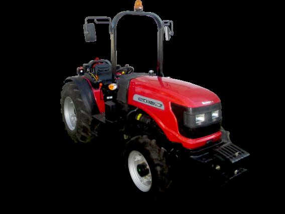 Tractor Apache Solis 75Nt