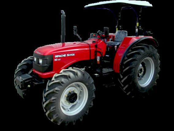 Tractor Apache Solis 90 Rx 4Wd