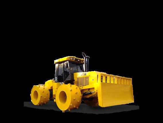 Tractor Articulado Pauny Ecofriendly
