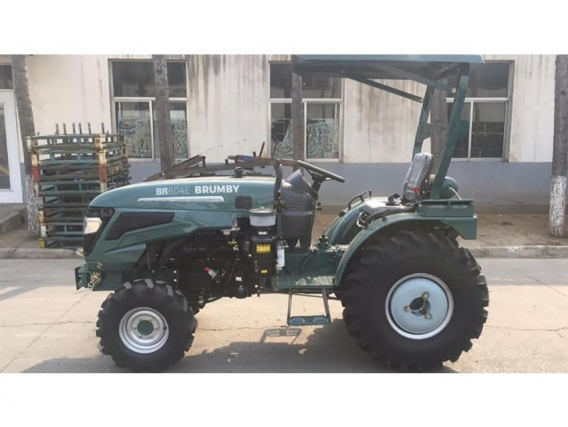 Tractor Brumby Br604E 60 Hp