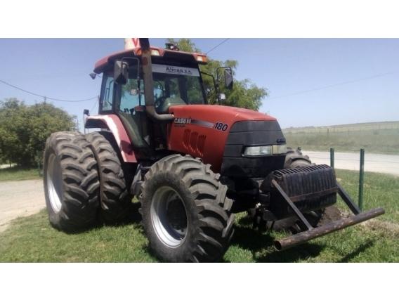 Tractor Case Mxm 180 2008 - 180 Hp - Semi Power Shift
